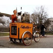 Велорикша - идеальный инструмент для мобильной торговли.