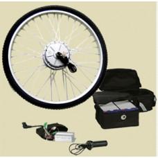 ЭЛЕКТРОНАБОР 350W для велосипеда 26 колесо, передний