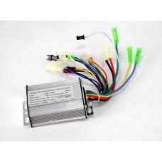 Контроллер 36v 350w  120градусов  для электровелосипедов Свифт Swift Хэппи Happy Фэмили Family