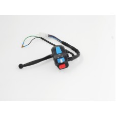 Выключатель левый для электроскутера Оптимус Optimus