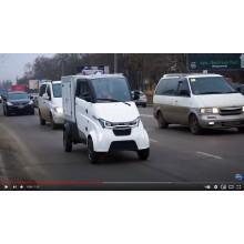 Тест драйв VEGA MARIO DELIVERY в городских условиях! (1)